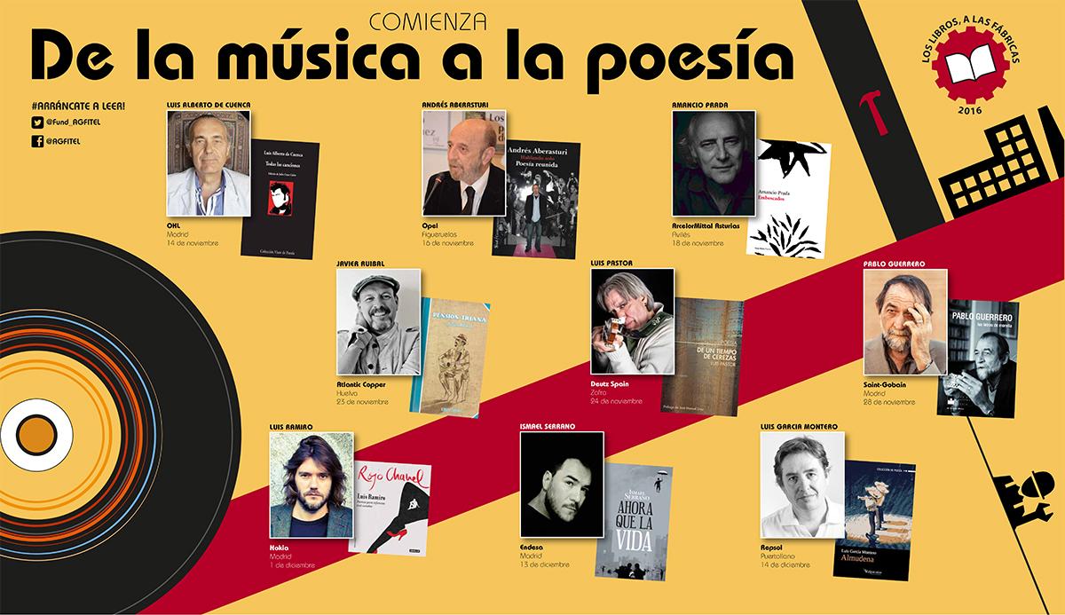 De la música a la poesía