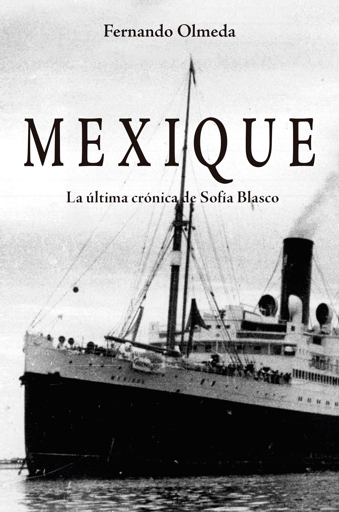 Mexique: La última crónica de Sofía Blasco